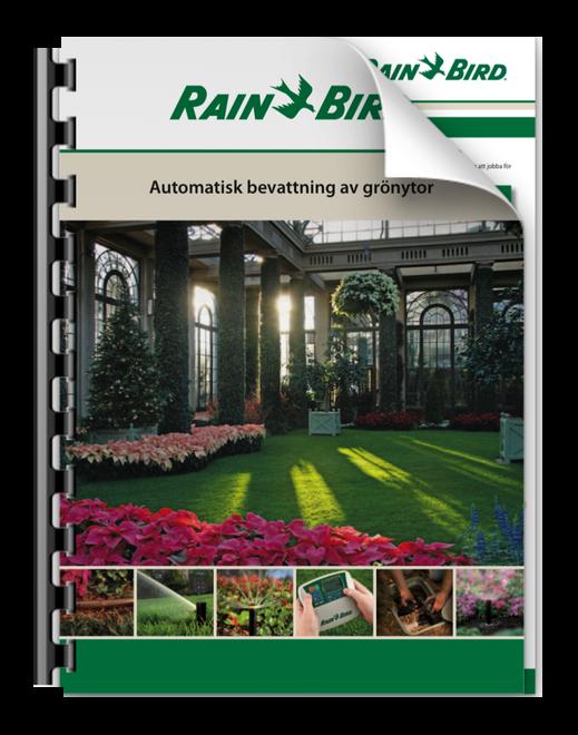 Rainbird, Produktkatalog