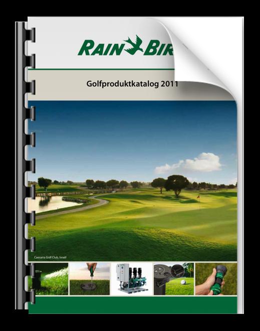 Rainbird, Golfkatalog